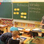 Tanóra, osztályterem